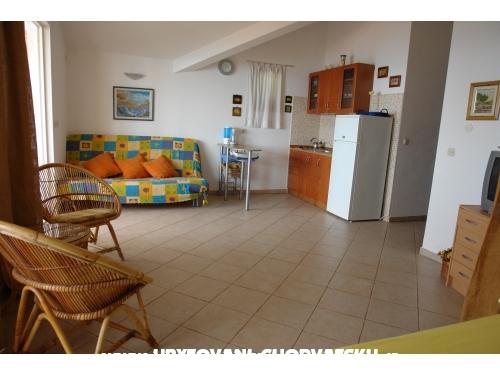 Appartements Rona - Murter Croatie