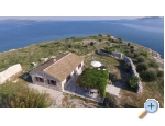 Ravna Sika Island Haus - Murter Kroatien