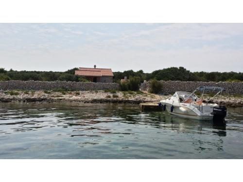 Robinzon house Kornati-Gangaro - Murter Croatia