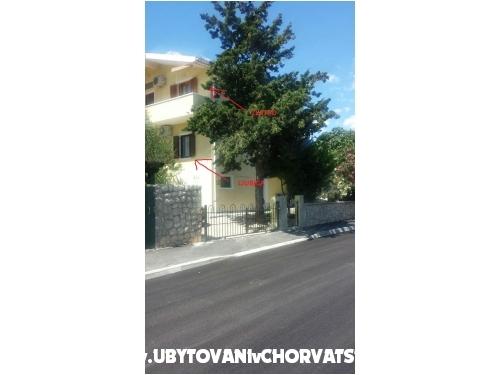 Apartmán Perinić - Nin Chorvatsko