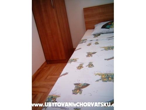 Apartmány Edi - Nin Chorvatsko