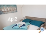 Appartements Matic Vrsi - Nin Kroatien