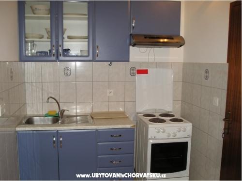 Apartmanok Mirjana - Nin Horvátország