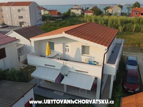 Apartm�ny Popovi� - Nin Chorvatsko