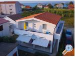 Apartments Popovi� - nin Croatia