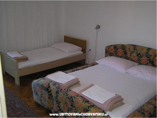 Apartmány Tome - Nin Chorvátsko