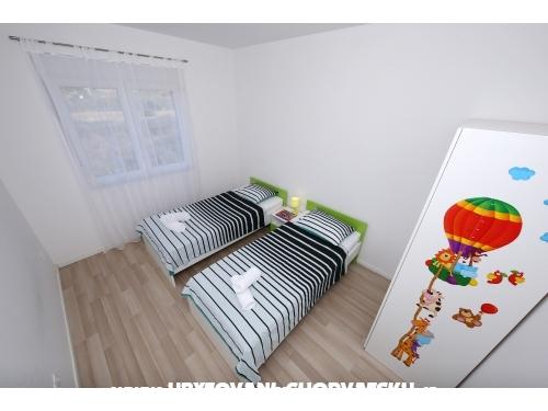 Appartements Tonka Zaton - Nin Croatie