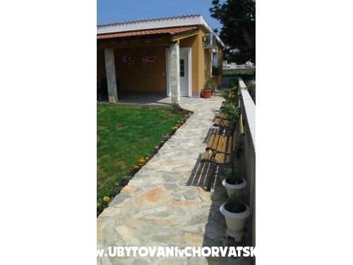 Apartmány Lucin - Nin Chorvatsko