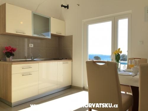 Apartmány Marija - Nin Chorvatsko