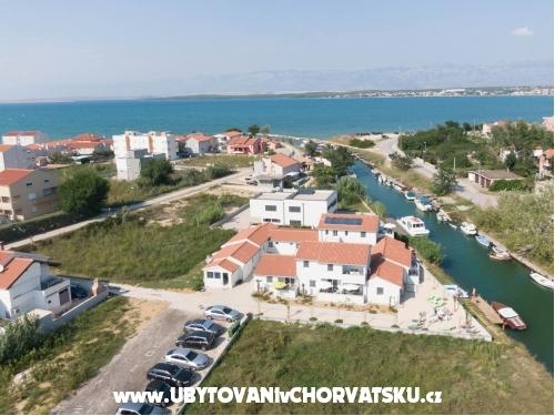 Apartmaji Noa - Nin Hrvaška