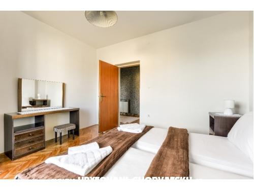 Apartmanok Zadar-Vrsi - Nin Horvátország