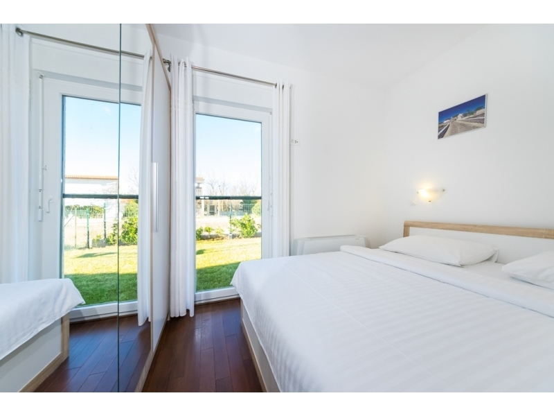 Queen Beach Resort Appartements - Nin Croatie
