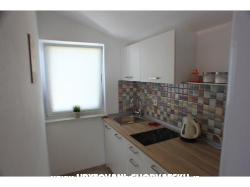 Studio apartments Oleander - Nin Chorvatsko