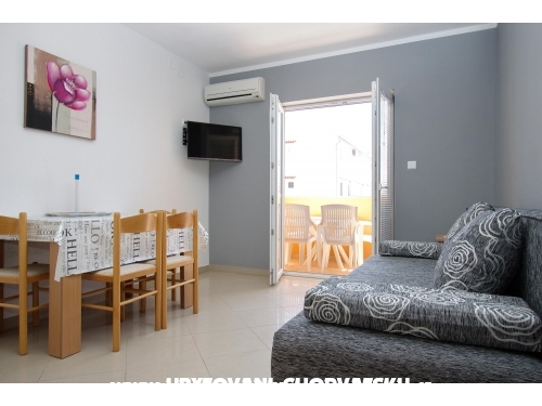 Apartmány Sirena - Nin Chorvatsko
