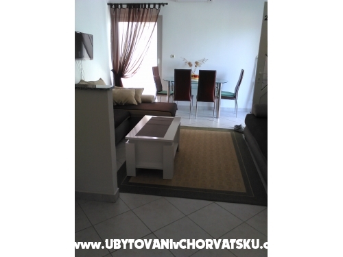 Apartmanok Vučur - Nin Horvátország