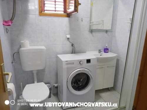 Zlatko apartmani Nin Vrsi Mulo - Nin Хорватия