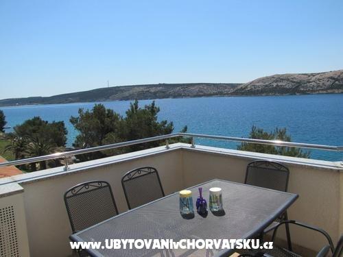 Apartmány Cadena - Novalja – Pag Chorvatsko