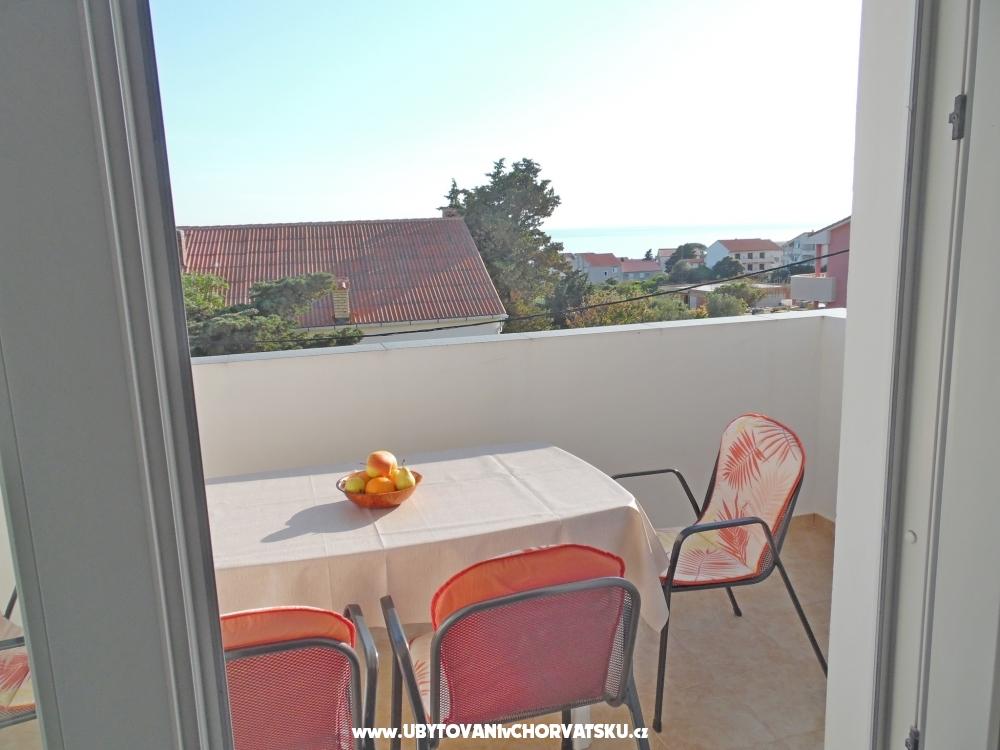 Apartmány Dabo - Novalja – Pag Chorvatsko