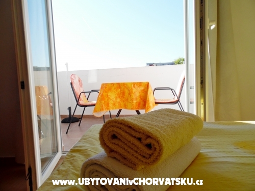 Apartmanok Dabo - Novalja – Pag Horvátország