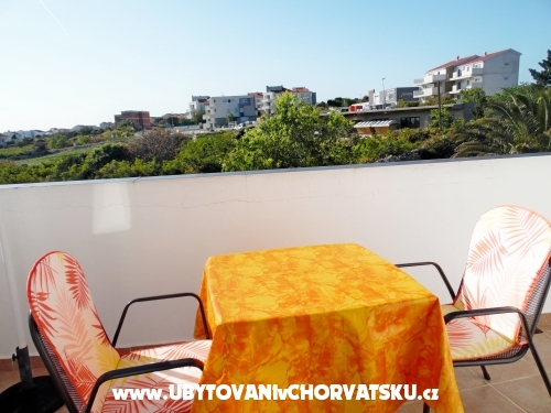 Апартаменты Dabo - Novalja � Pag Хорватия
