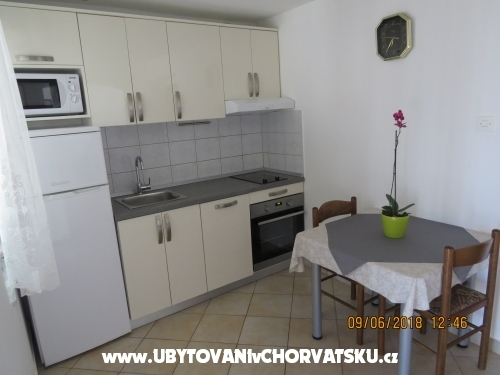 апартаменты Jelka - Novalja � Pag Хорватия