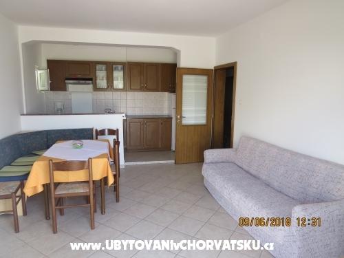 Apartmány Jelka - Novalja – Pag Chorvátsko