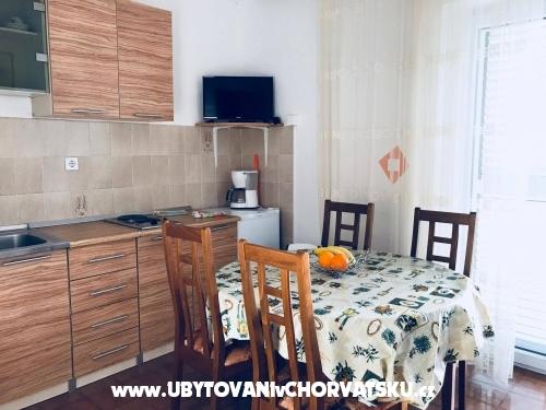 Appartements Katarina - Novalja – Pag Kroatien