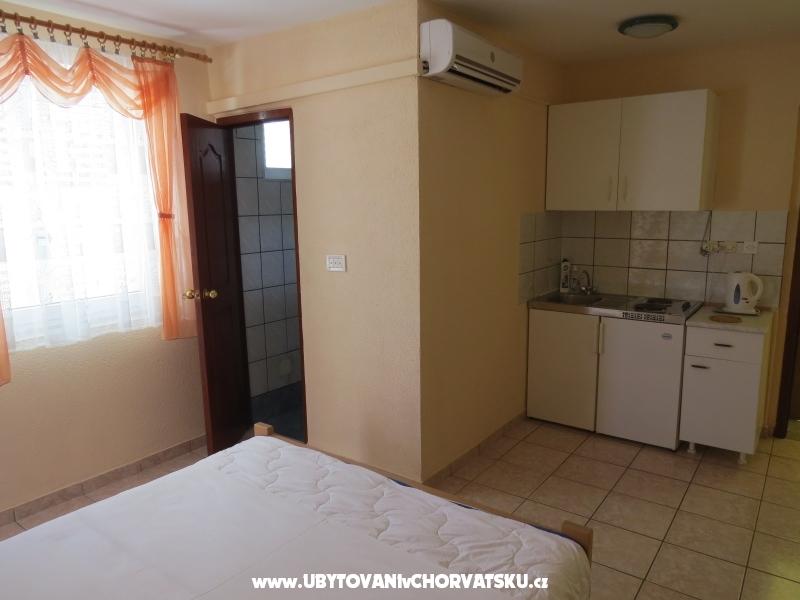 Apartm�ny Lon�ar - Novalja � Pag Chorv�tsko