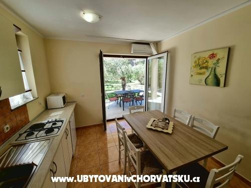 апартаменты Ostrea - Novalja � Pag Хорватия