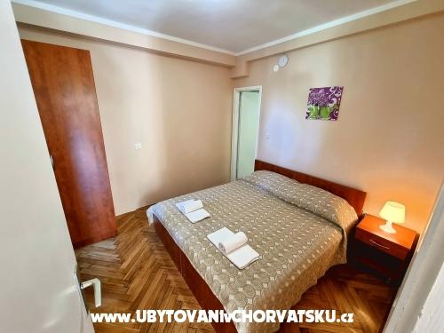 Apartmány Ostrea - Novalja – Pag Chorvatsko