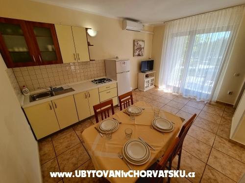 Apartmaji Ostrea - Novalja – Pag Hrvaška