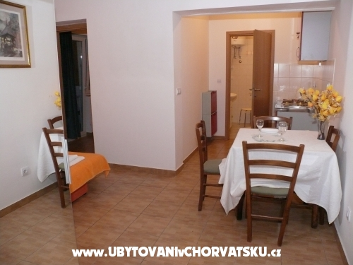 Apartmány Panonija - Novalja – Pag Chorvatsko
