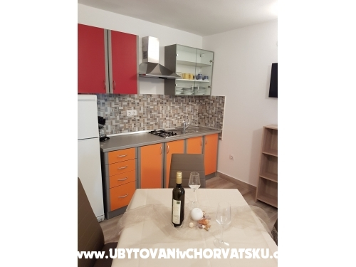 Apartmány Šegota - Novalja – Pag Chorvátsko