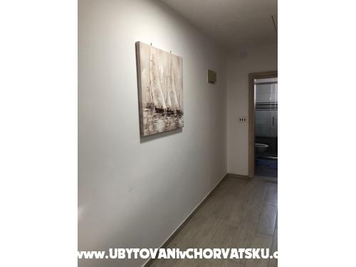 Apartmány Slavica Novalja - Novalja – Pag Chorvátsko