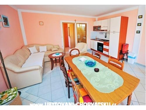 Apartment Kety - Novalja – Pag Kroatien