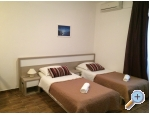 Appartements Tina Dra�ica - Novalja � Pag Kroatien