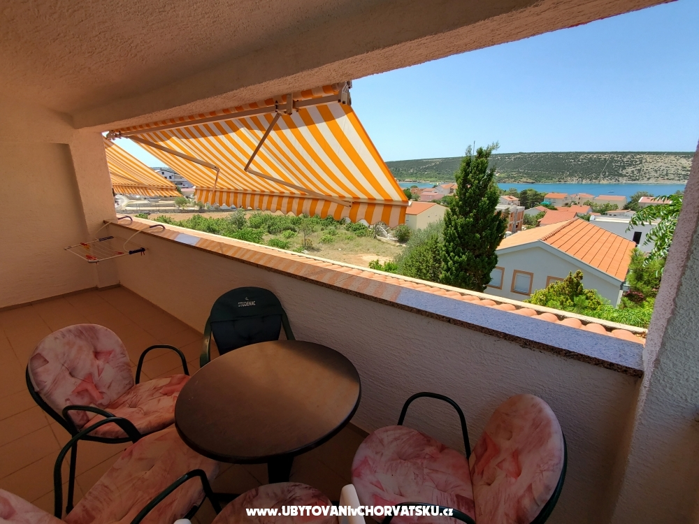 Apartmány Trupinovic - Novalja – Pag Chorvatsko