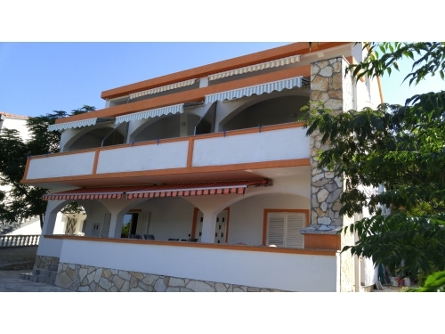 Appartements Trupinovic - Novalja – Pag Croatie