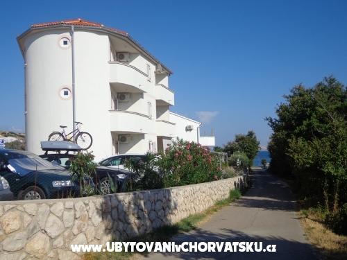 Apartmány Valenčić - Novalja – Pag Chorvátsko