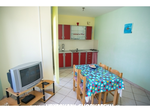 Apartmány Vidas - Novalja – Pag Chorvatsko