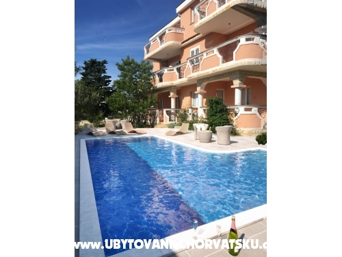 Appartements Villa Marija - Novalja – Pag Croatie