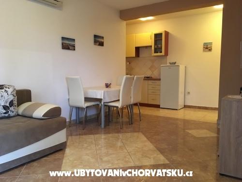 Apartmanok Villa Marija - Novalja – Pag Horvátország