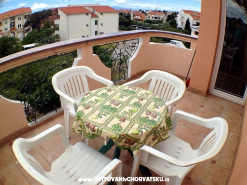 Apartments Villa Marija - Novalja – Pag Croatia