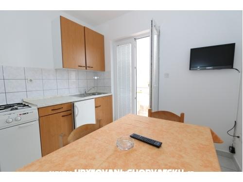 Apartmány Iva - Novalja – Pag Chorvatsko