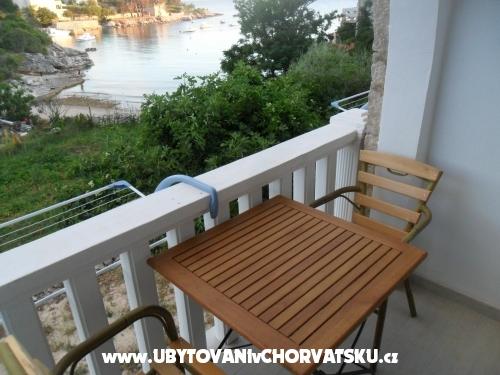 Appartementy MacAdams - Novalja – Pag Croatie