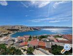 Apartmanok Bingula - Novalja – Pag Horvátország