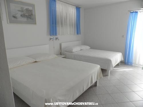 Artneo apartments - Novalja – Pag Croatie