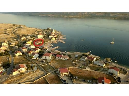 Kod Dobrice - Novalja – Pag Croazia