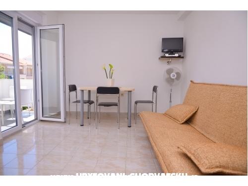 Apartmány Milka Novalja - Novalja – Pag Chorvatsko