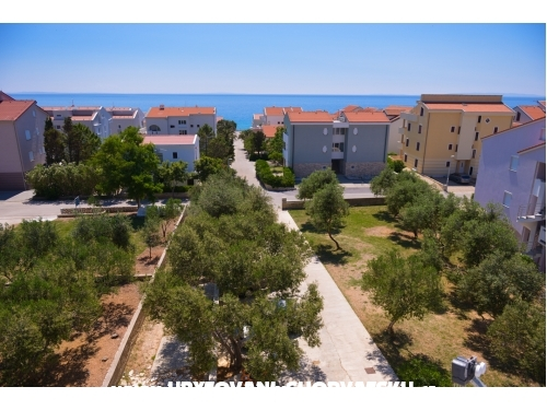 Апартаменты Milka Novalja - Novalja � Pag Хорватия
